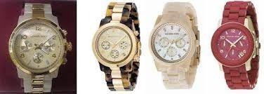 132fa6113c7 Relógio Feminino Michael Kors Várias Cores (réplica) - Loja de usadirect